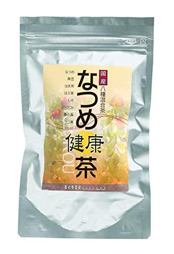 国産八種混合茶 なつめ健康茶 80g