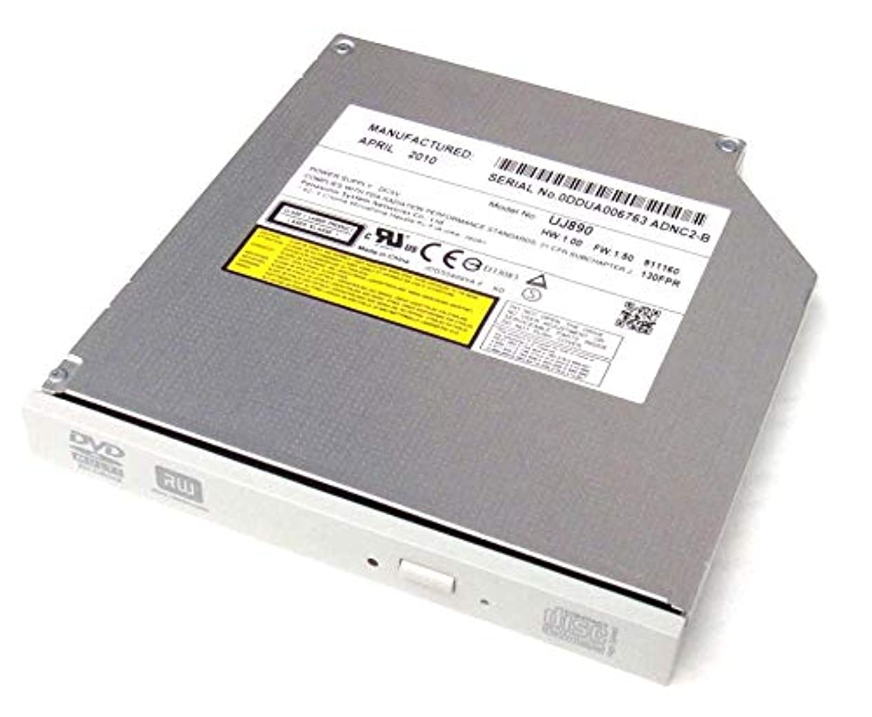 ドライバ老人やけどPanasonic DVDスーパーマルチドライブ UJ890 内蔵 SATA