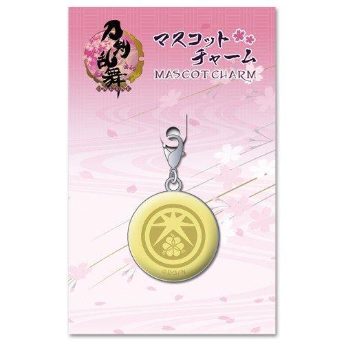 刀剣乱舞-ONLINE- 56:ソハヤノツルキ マスコットチャーム (紋)の詳細を見る