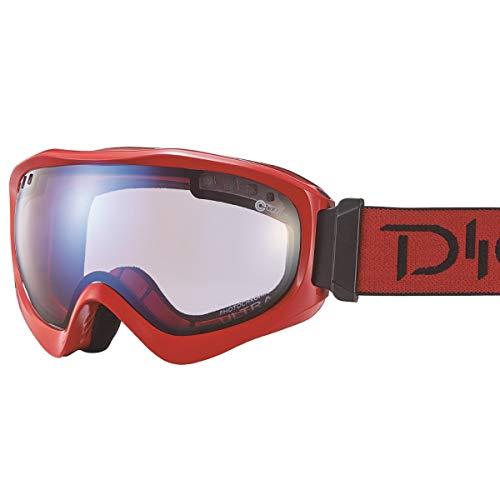 【国産ブランド】DICE(ダイス) スキー スノーボード ゴーグル ジャックポット 紫外線で色が変わる ULTRAレンズ ミラー 調光 プレミアムアンチフォグ JP84265R