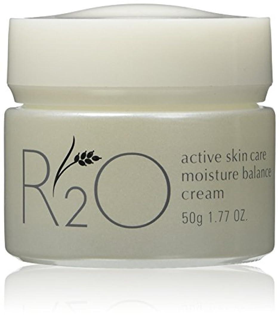 寝る環境おしゃれなR2O モイスチャークリーム 50g