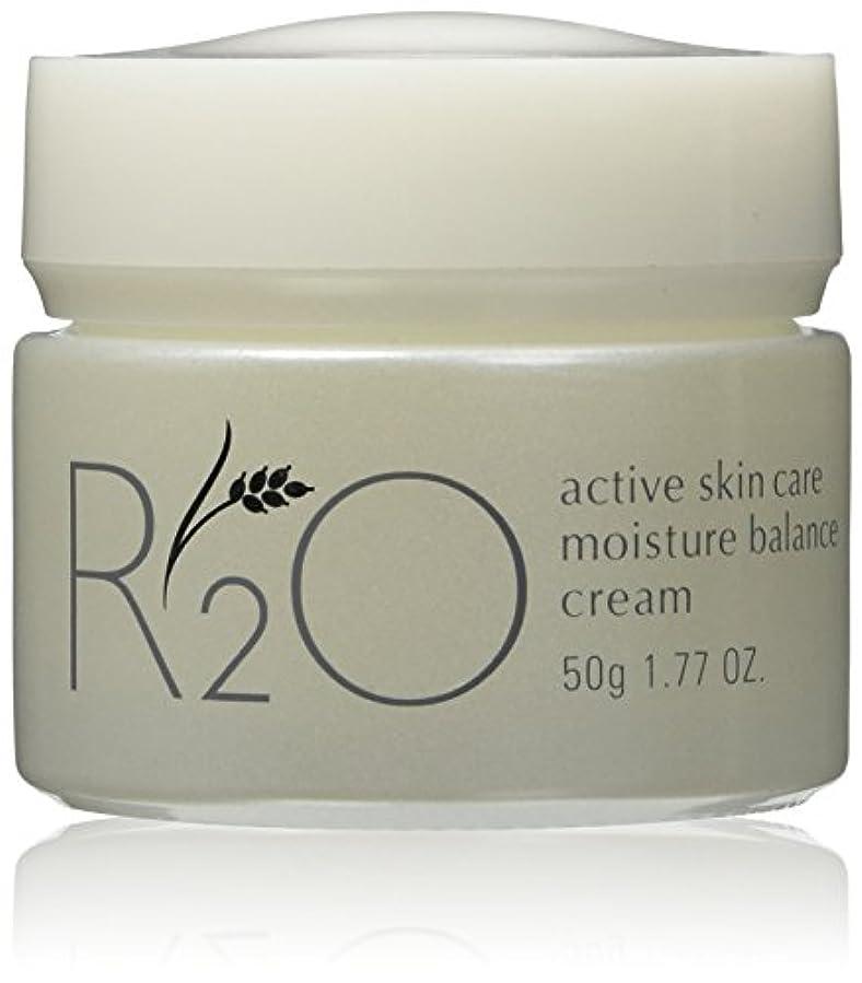 ふつう消費するR2O モイスチャークリーム 50g