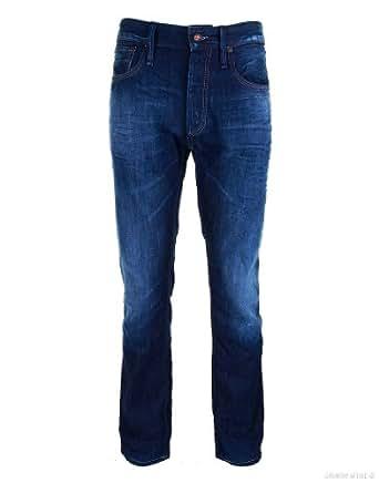 (デンハム) DENHAM メンズ ボトムス DRILL 1Y デニム ジーンズ パンツ レギュラー フィット 01-1111060 000 ユーズド 27inch