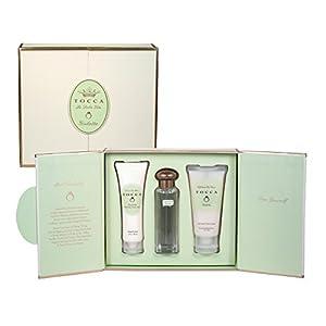 トッカ(TOCCA) ドルチェヴィータコレクション ジュリエッタの香り (香水20ml、ハンドクリーム30ml、ボディーケアスクラブ30ml)