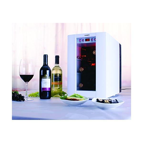 家庭用ワインセラー DW6 WHの紹介画像2