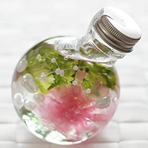 ハーバリウム 丸ボトル (カーネーション ピンク)の関連商品6
