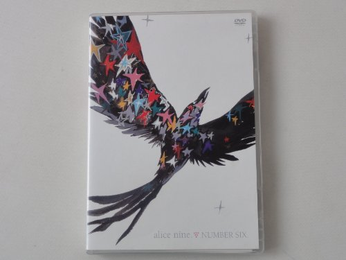 NUMBER SIX.【完全初回限定盤】 [DVD]の詳細を見る