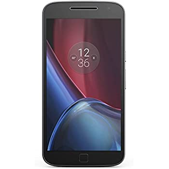 Motorola(モトローラ) Moto G4 Plus SIMフリースマートフォン ブラック 【国内正規代理店】