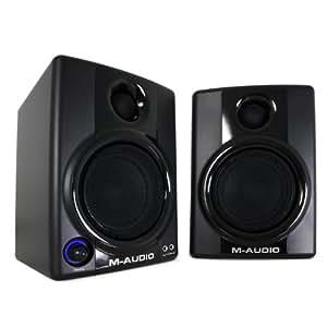 M-Audio リファレンス・モニタ AV30 MA-MON-001