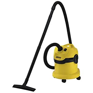 KARCHER(ケルヒャー) 【水もゴミもラクラク吸引】 乾湿両用バキュームクリーナー WD2.210