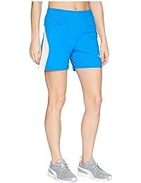 [PUMA(プーマ)] レディースセータージャンプスーツ Liga Shorts Electric Blue Lemonade/Puma White M