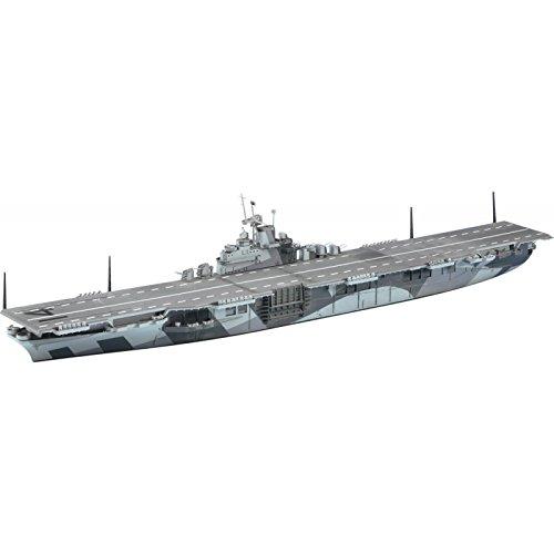 ハセガワ 1/700 ウォーターラインシリーズ アメリカ海軍 航空母艦 タイコンデロガ プラモデル 710
