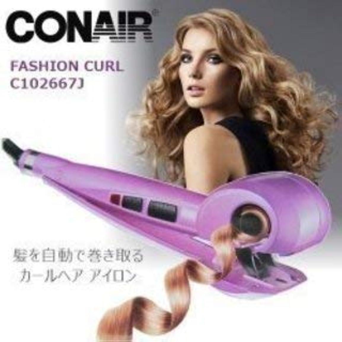 インストラクターラッシュ鎮痛剤CONAIR(コンエアー) ファッション カール C102667J