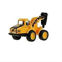 ミニエンジニアリングトラックトラクターおもちゃダンプトラックモデル古典的なおもちゃ合金車の子供のおもちゃのトラック タイプ6
