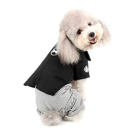 Ranphy 犬の服 着物 袴 和服 和装 小型犬 ドッグウ...