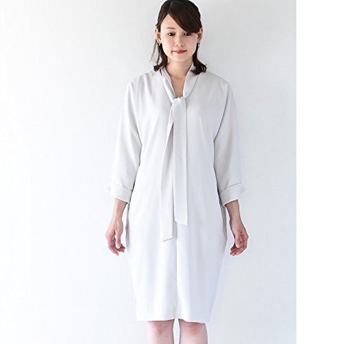 [해외]Pearls 심플 & 우아한 보타이 디자인 수유 입으있는 원피스 17s-jop154/Pearls Simple & elegant bowtie design with breast feeding mouth 17s-jop 154