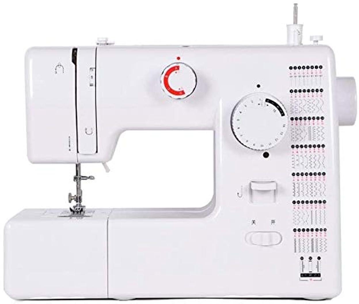 移民メタリックループRMXMY 家庭用電気ミシン自動で縫製スモールデスクトップミニ多機能太いミシン