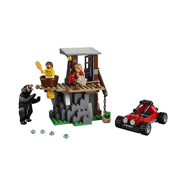 レゴ(LEGO) シティ 山の逮捕劇 60173の紹介画像6