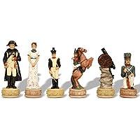 Napoleon & Russia Theme Chess Set