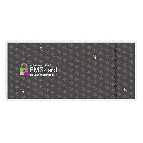 EMSカード長財布用A(財布サイズ/高さ:10~11cm、巾:19~21cm)2枚組