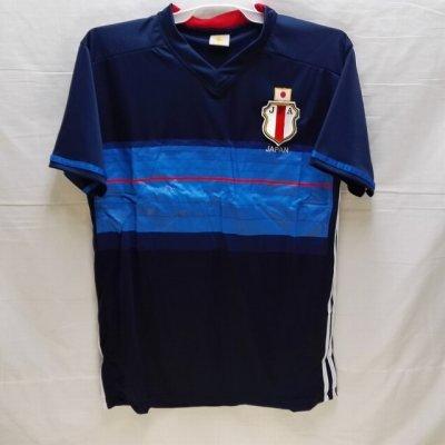 ≪代引可≫大人用 A044 日本代表 INUI*11 乾 貴士 青 17 ゲームシャツ パンツ付