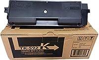 Kyocera tk-592Kブラックトナーの使用でfsc2026mfp fsc2126mfp 7,000ページYield al