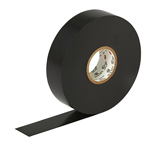 3Mスコッチ ビニルテープ スーパー No.88 耐熱難燃耐寒仕様 88 19X20
