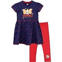 Disney Girls Dumbo Dress & Leggings Set