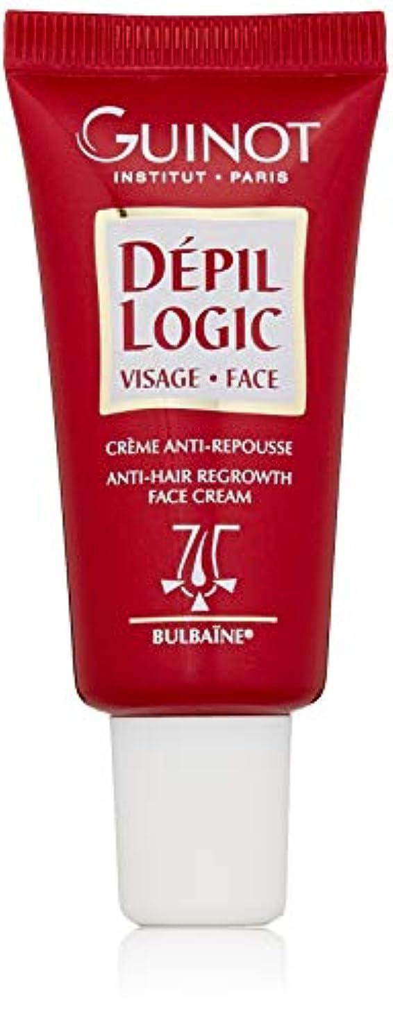 巨大富豪メドレーギノー Depil Logic Anti-Hair Regrowth Face Cream 15ml/0.44oz並行輸入品
