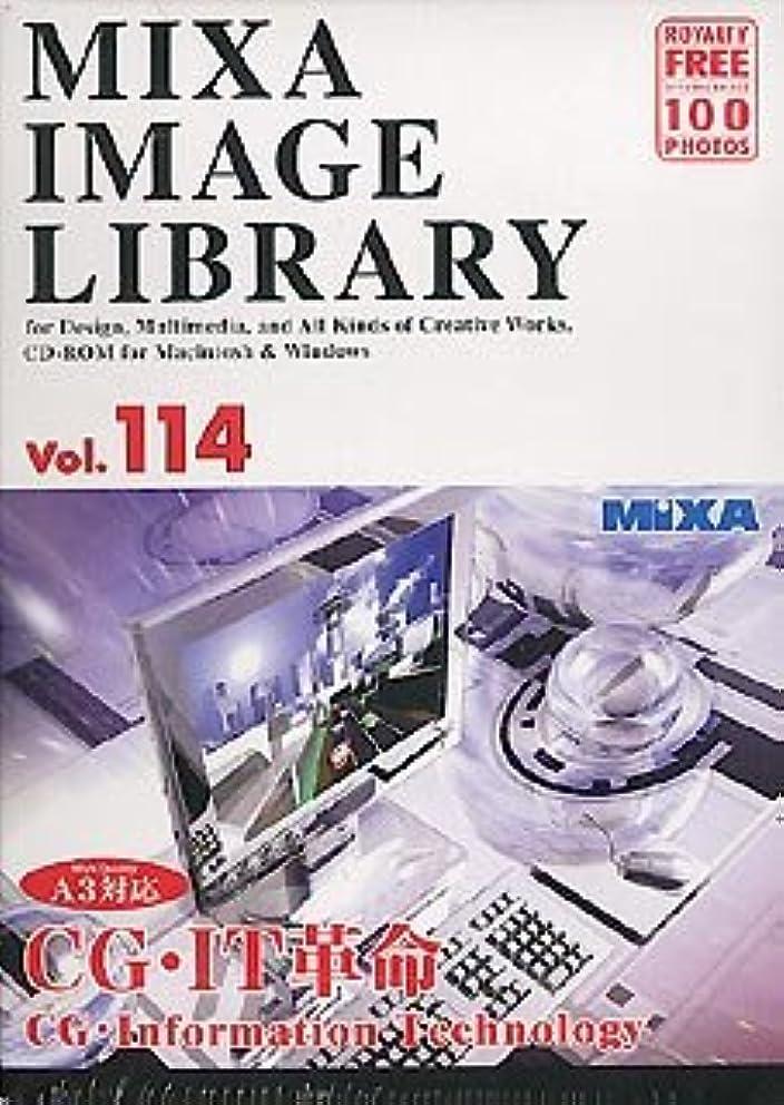 解き明かすズームインする乏しいMIXA IMAGE LIBRARY Vol.114 CG ?IT 革命