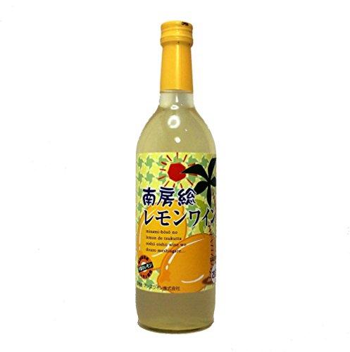キッコーマン マンズワイン 千葉のめぐ実 南房総レモンワイン 720ml