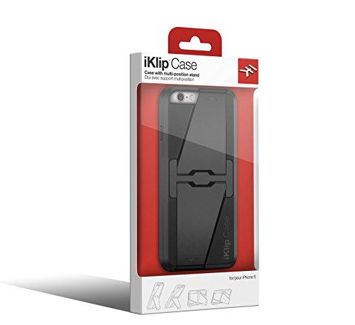 IK Multimedia iKlip Case-iPhone 6 スタンド機能搭載保護ケース【国内正規品】