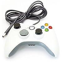 ゲームパッド、CamKing有線USBゲームパッドMICROSOFT Xbox 360 PC Windows 7XPゲームコントローラ