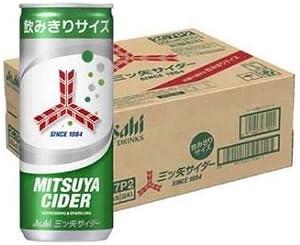 アサヒ飲料 三ツ矢サイダー 缶 250ml×30本×2箱