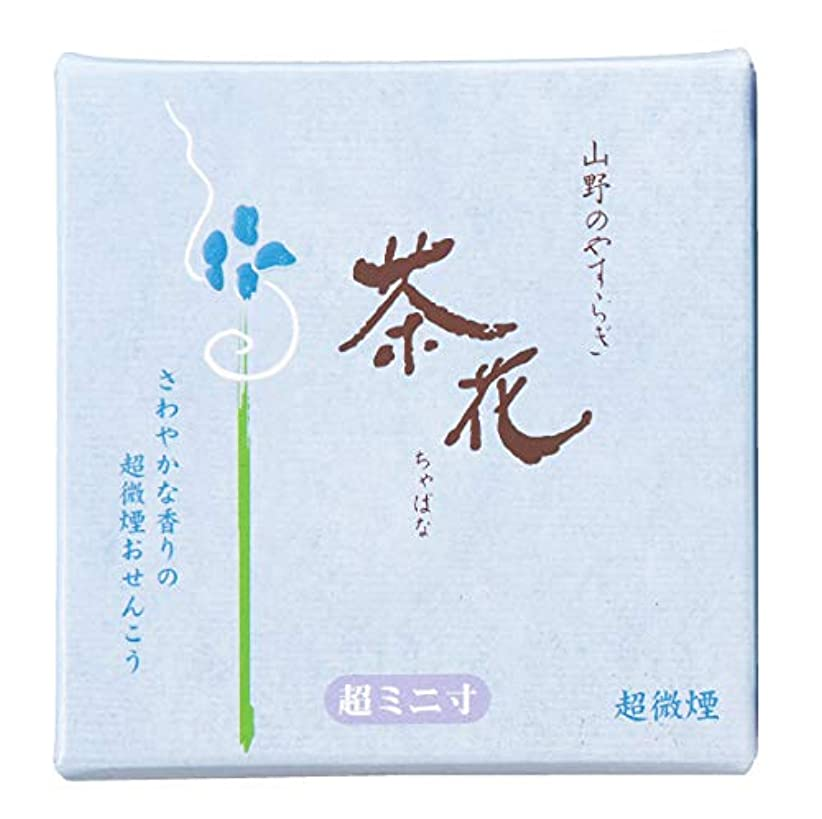 論理的に凶暴な誓約尚林堂(Shorindo) 線香 青箱 6cm 茶花 超微煙 超ミニ寸 159120-1100