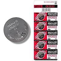 日立マクセル ボタン電池 CR2032 5個入