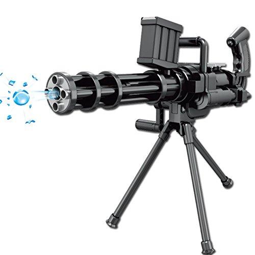 INvenchの戦闘ガトリング玩具銃、手振れ継続的な発射水ポリマーのボール銃...