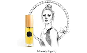 IME 100% Natural Perfume - kleio [elegant] Soft Wood Floral Scent - feel sophisticated, passionate, elegant. Certified Toxin & Cruelty Free. 30ml EDP