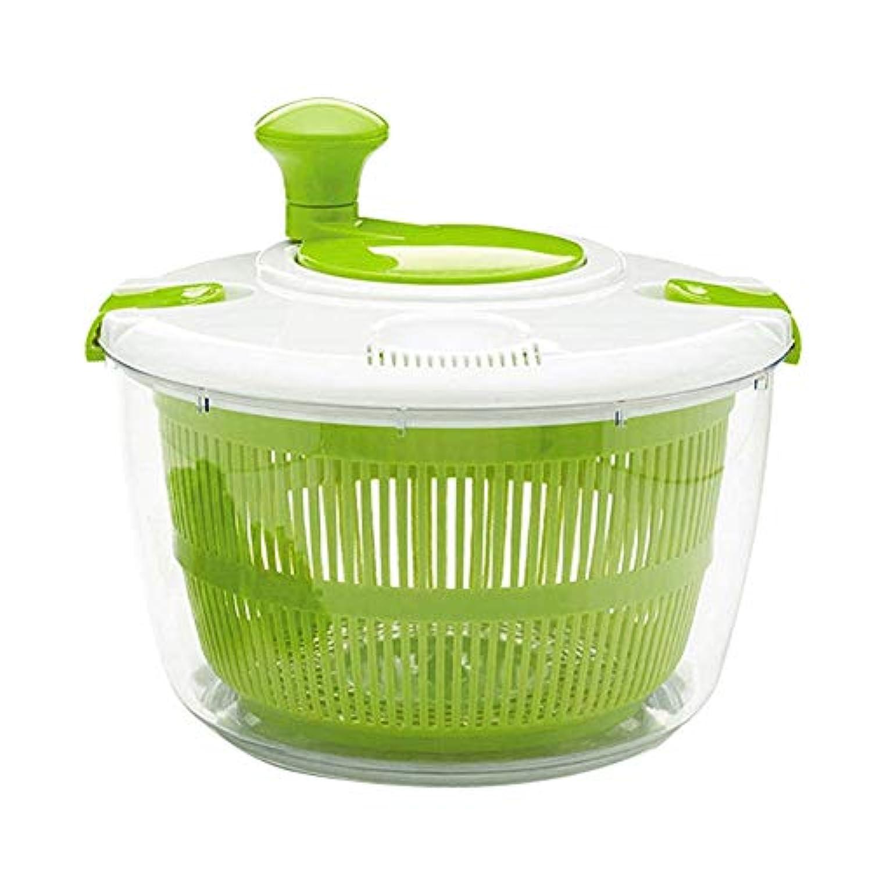 CoolTack野菜果物脱水機手動キッチン用多機能排水バスケット