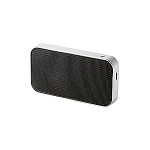 ELECOM Bluetoothスピーカー トラベル 小 ブラック  LBT-SPTR01ECBK