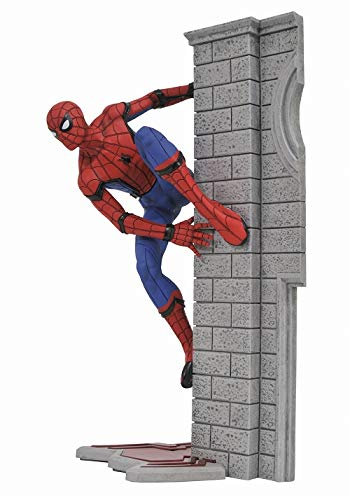 『スパイダーマン:ホームカミング』PVCスタチュー マーベル・ギャラリー スパイダーマン