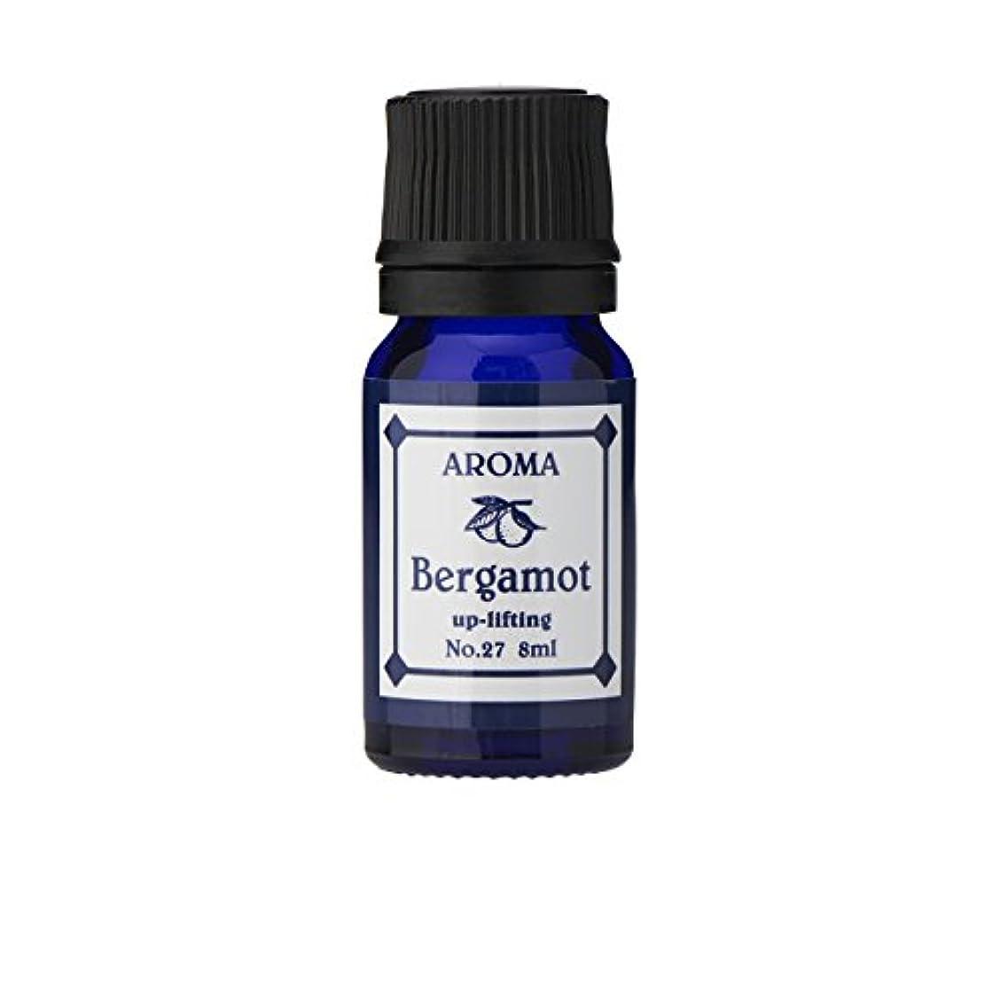 結婚植物の怒りブルーラベル アロマエッセンス8ml ベルガモット(アロマオイル 調合香料 芳香用)