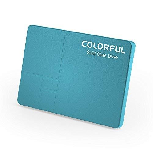 【SL500 640GB BLUE L.E.】SATA 6Gb/s(SATA3.0) 対応、Silicon Motion SM2258XT搭載2.5インチSSD