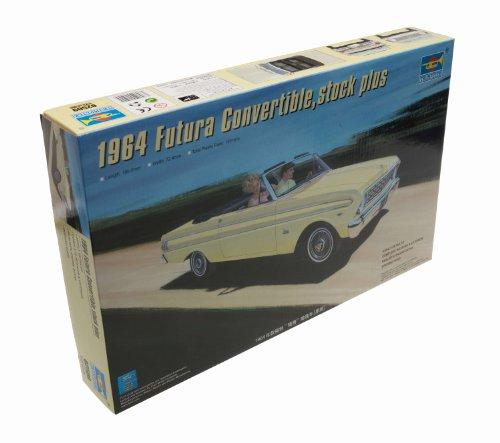"""1/25 1964 フォード ファルコン """"スプリント"""" コンバーチブル"""