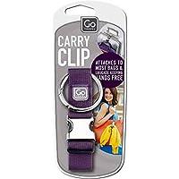 Go-Travel Carry Clip, Assorted, 464