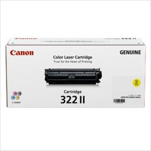 CANON トナーカートリッジ322IIイエロー 2647B001 CN-EP322-2YJ