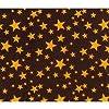 チョコレート用 転写シート(コンステラション 黄色)125枚