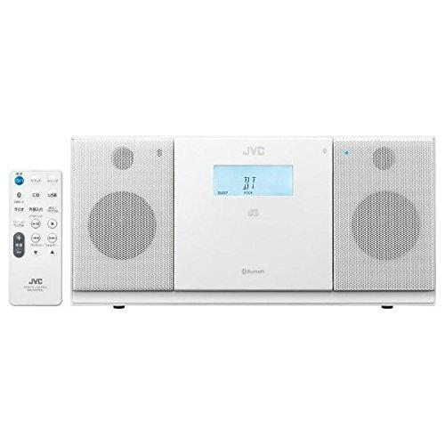 JVCケンウッド(ビクター) コンパクトコンポーネントシステム(ホワイト) NX-PB30-W