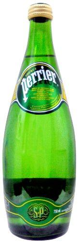 [2cs]Perrier(ペリエ) 750ml glass × 12本 × 2ケース [並行輸入品]
