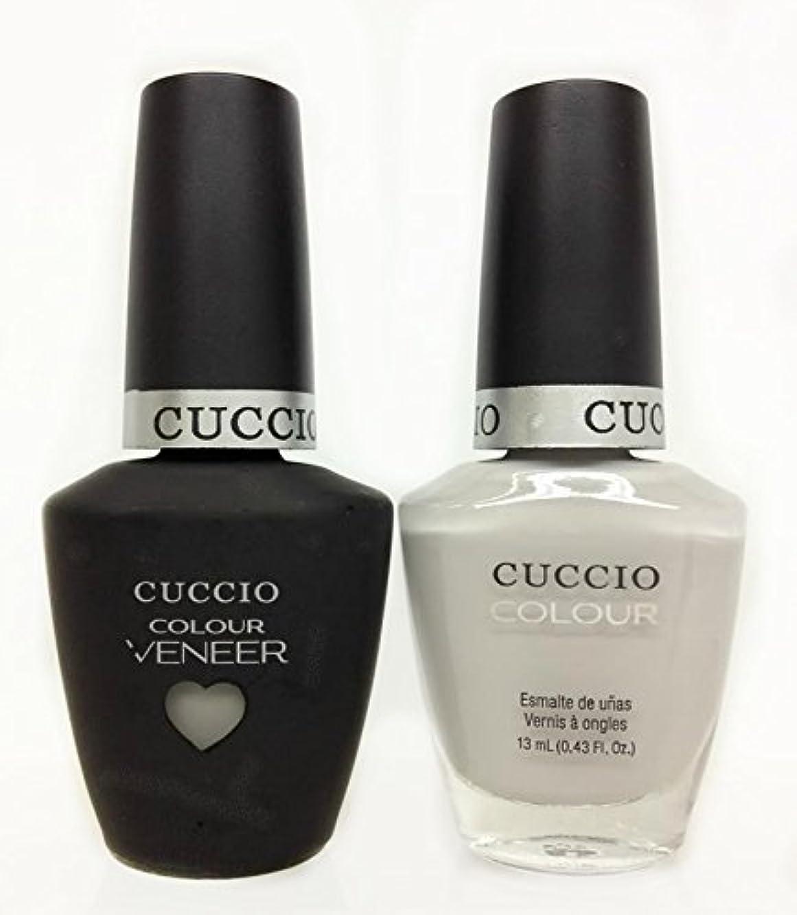 完全に職人強化Cuccio MatchMakers Veneer & Lacquer - Quick as a Bunny - 0.43oz / 13ml Each